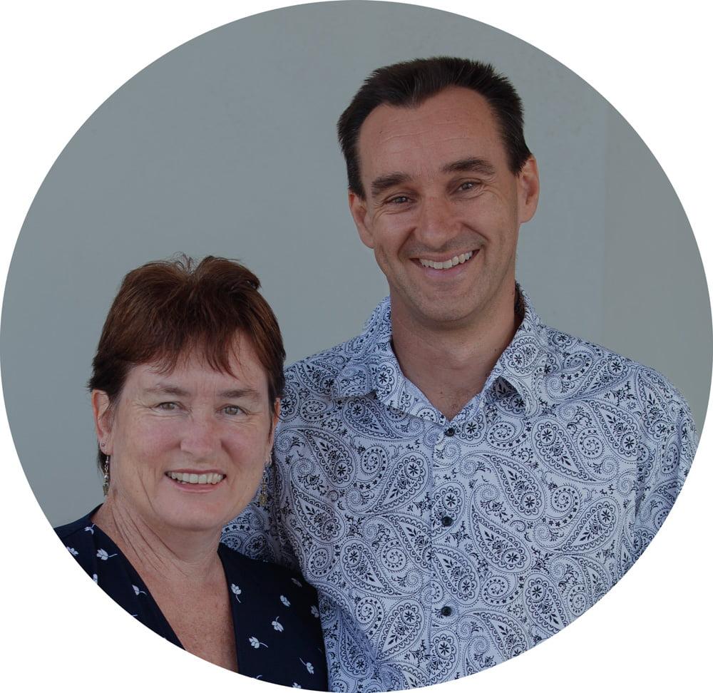 Dave & Wendy Hunter