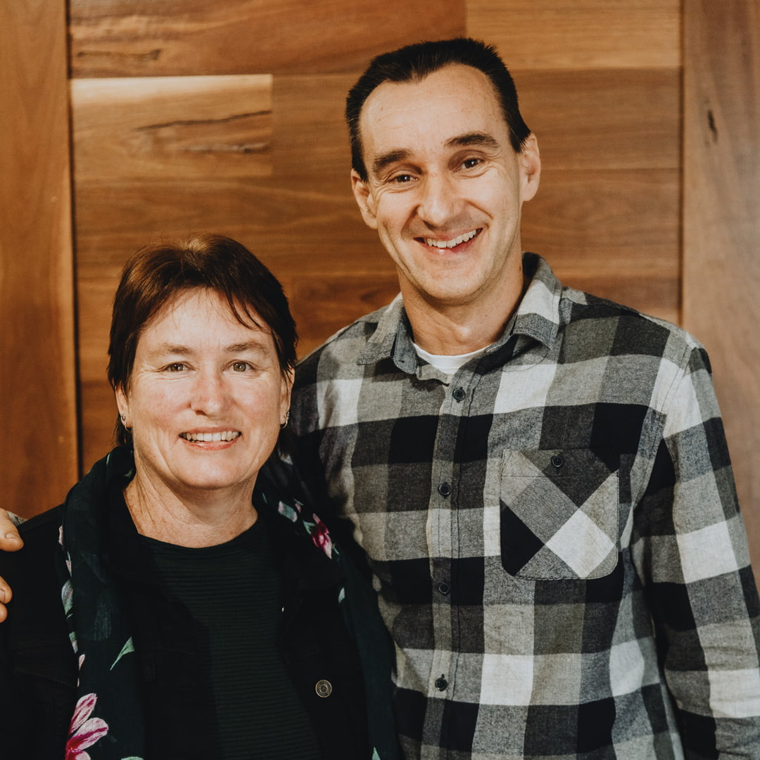 David & Wendy Hunter